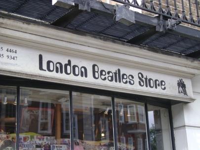 Beatles Store