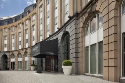 Le M+¬ridien_Brussels_Exterior