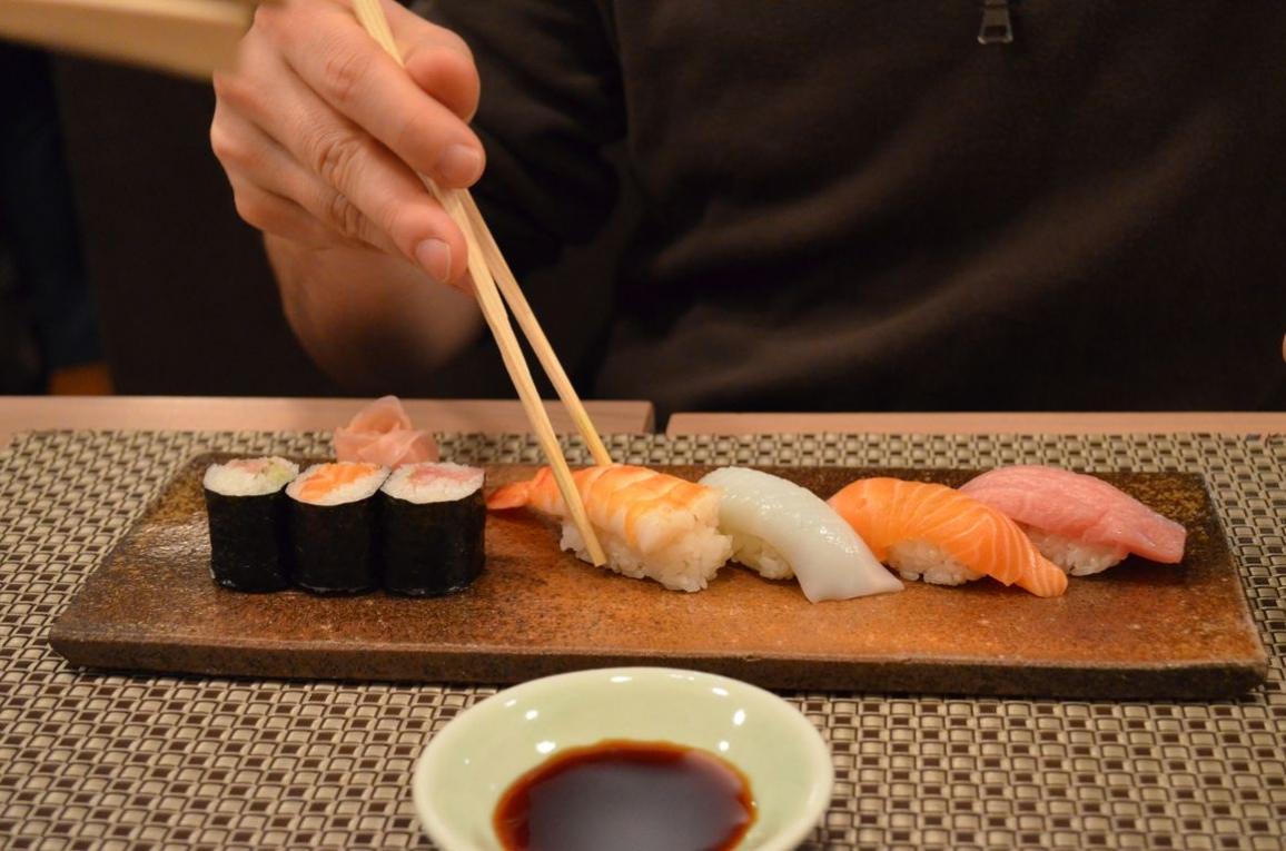 Kamo: une cuisine japonaise étoilée à ixelles