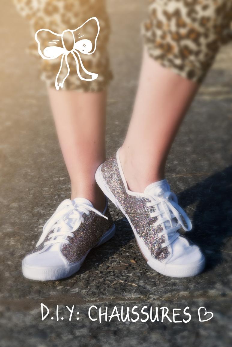 Comment Customiser Une Boite A Chaussure d.i.y: comment customiser vos chaussures ?