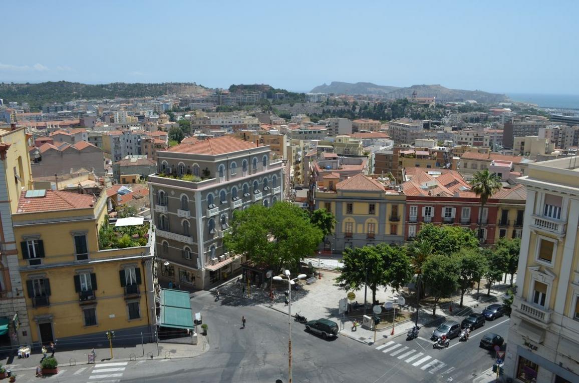 Que Voir  Ef Bf Bd Cagliari Plan De La Ville