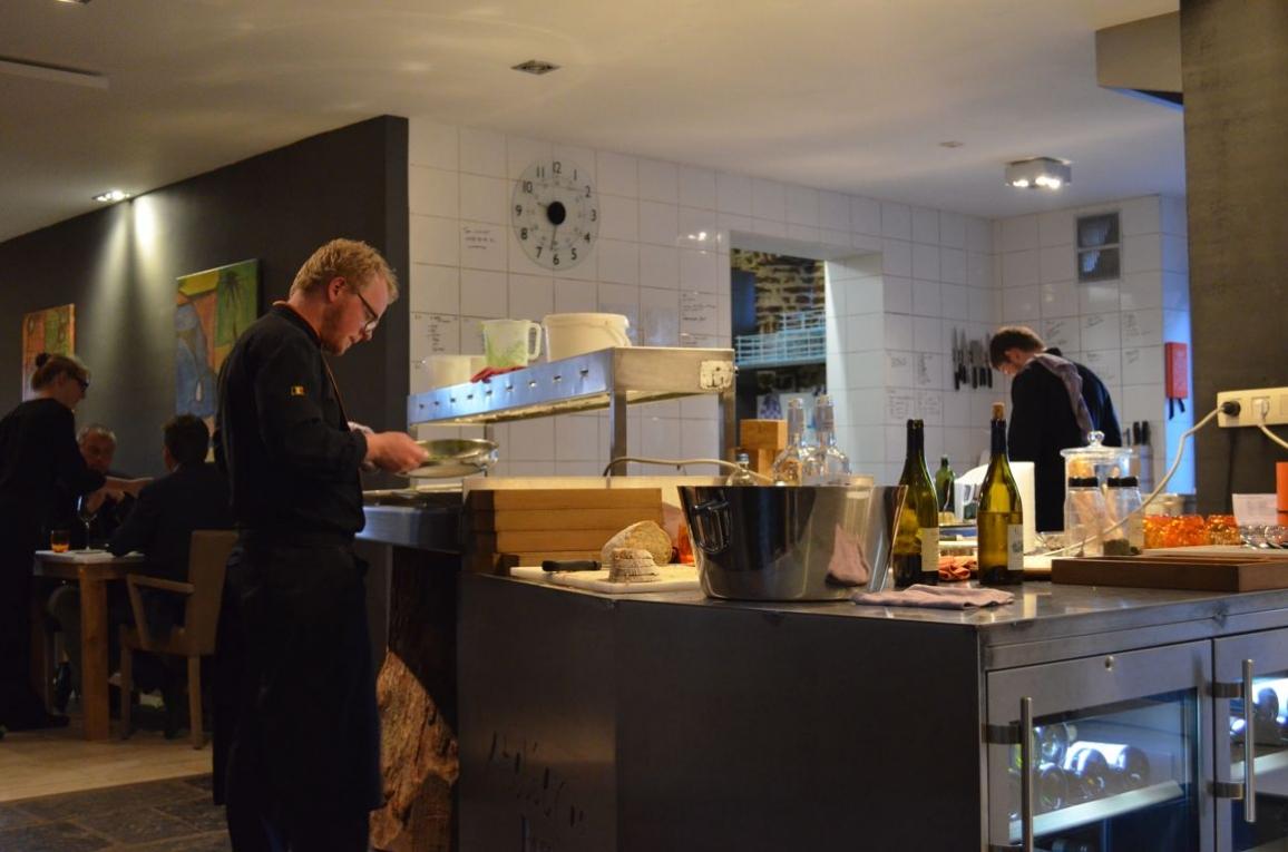 L 39 atelier de bossim resto gastronomique pr s de namur for Atelier de cuisine gastronomique