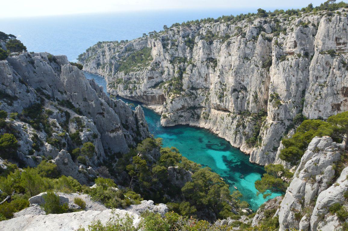 A La Decouverte Des Calanques De Cassis En Provence