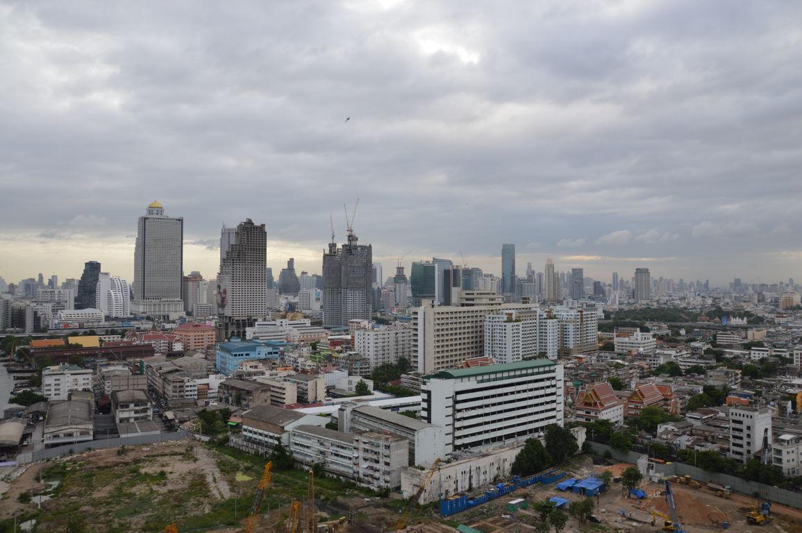 Une nuit au chatrium hotel riverside bangkok luxe et for Dans ma ville on traine