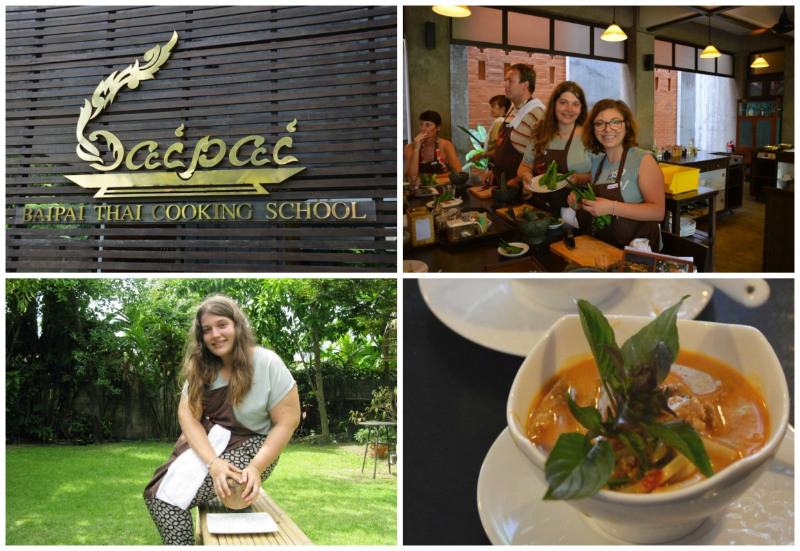 Cours de cuisine bangkok baipai thai cooking school for Ecole de cuisine