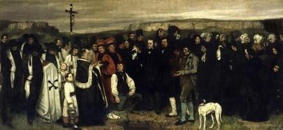 gustave-courbet-enterrement-ornans