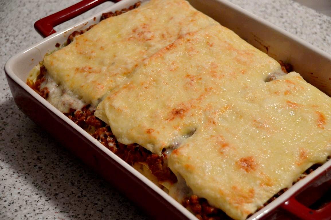 Recette lasagnes aux poireaux - Rever de faire une fausse couche ...