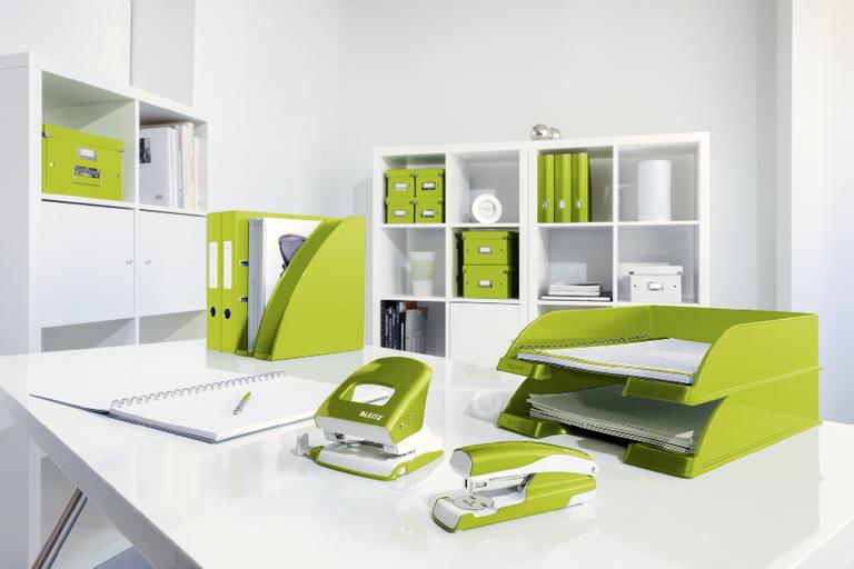 wow de leitz des accessoires de bureau color s concours inside. Black Bedroom Furniture Sets. Home Design Ideas