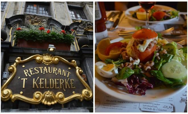 Restaurant 39 t kelderke gastronomie belge dans les caves de la grand place de bruxelles - Restaurant cuisine belge bruxelles ...