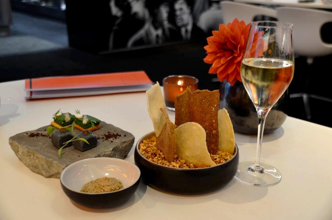 Wy Restaurant Brussels Menu