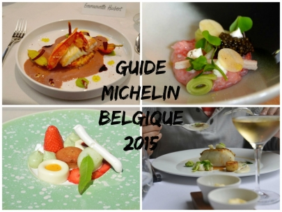 guide michelin belgique 2015