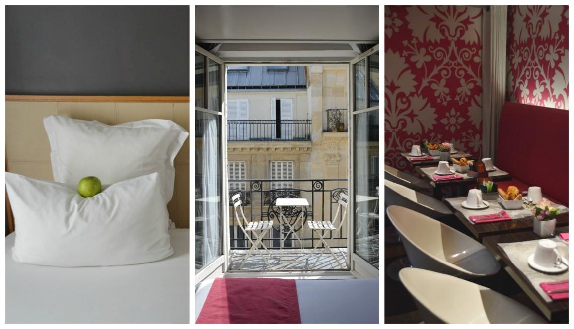 une nuit au le general hotel paris. Black Bedroom Furniture Sets. Home Design Ideas