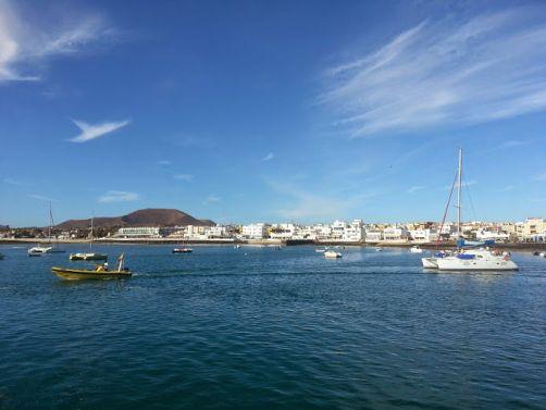 Le port de Corralejo
