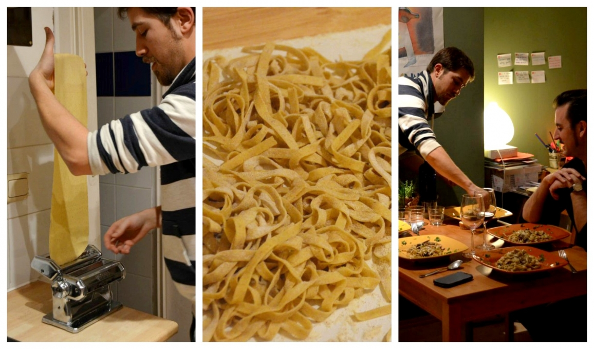 Mains la p te cours de cuisine italienne domicile - Cours de cuisine italienne ...