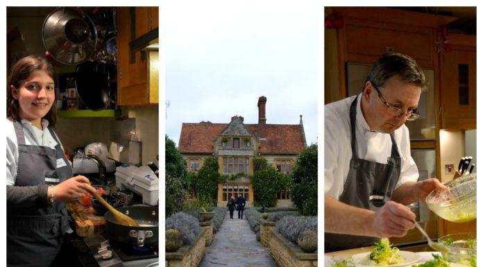 Royaume uni au go t d 39 emma blog belge voyage gastronomie - Cours de cuisine georges blanc ...