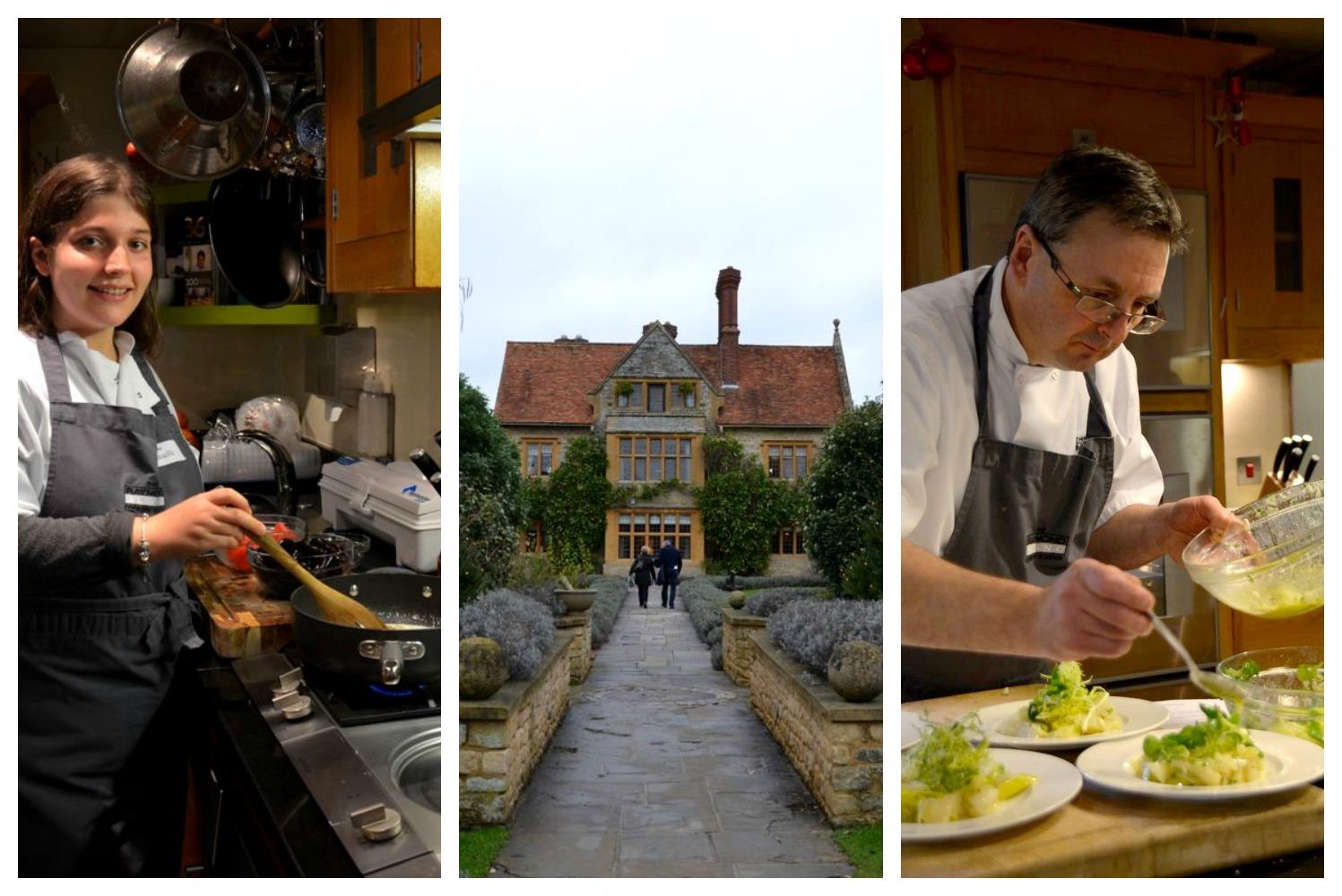 Raymond blanc cookery school cours de cuisine au manoir - Cours de cuisine luxembourg ...