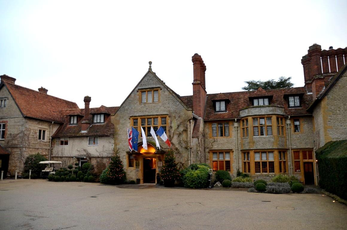 Raymond blanc cookery school cours de cuisine au manoir aux quat 39 saisons oxford - Cours de cuisine londres ...