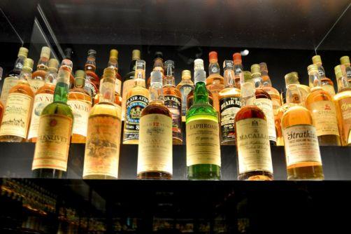 La Scotch Whisky Experience abrite la plus grande collection de Scotch Whisky au monde