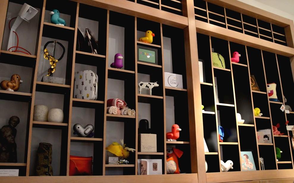 Le comptoir des cr ateurs un nouveau concept store belge - Le comptoir des malletiers ...