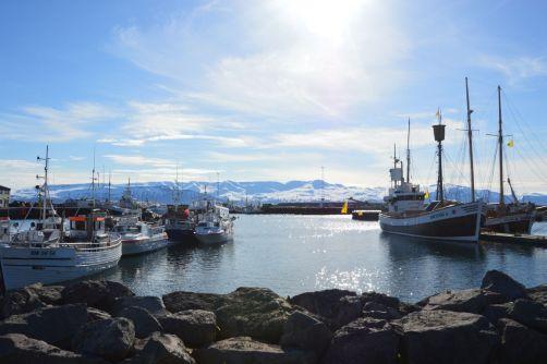 L'Islande sous le soleil