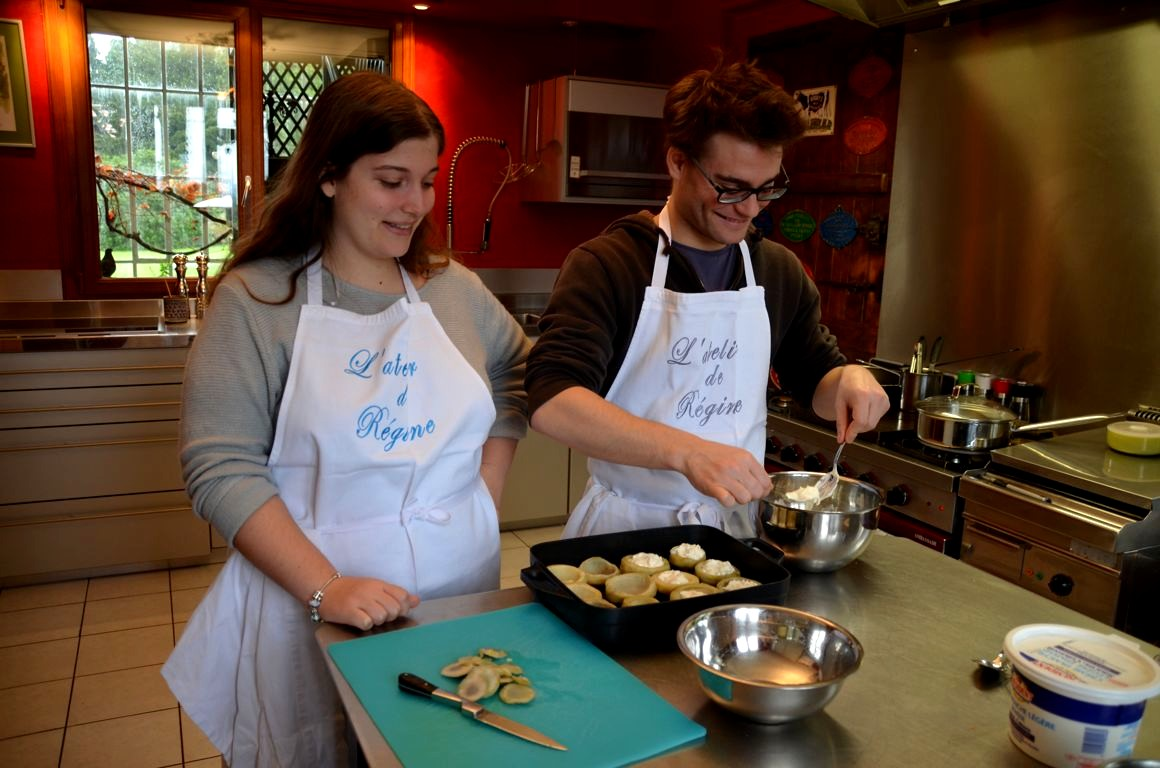 coup de coeur un cours de cuisine impressionniste au havre