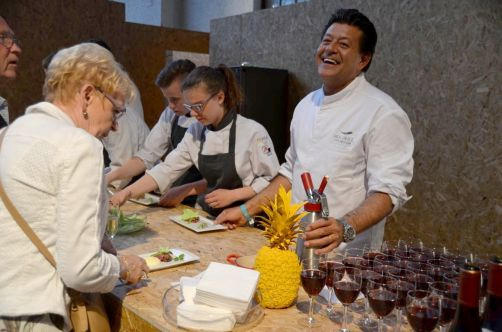 Yves Mattagne à Culinaria