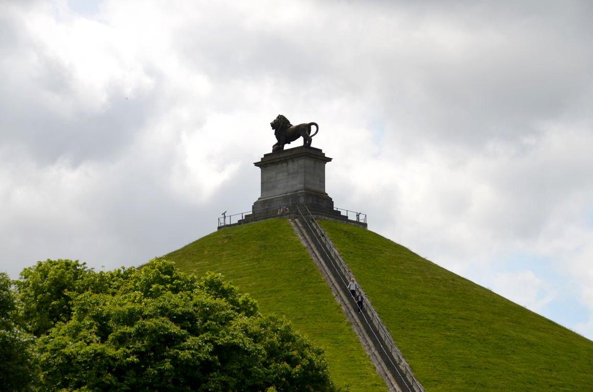 """Résultat de recherche d'images pour """"butte au lion belgique"""""""