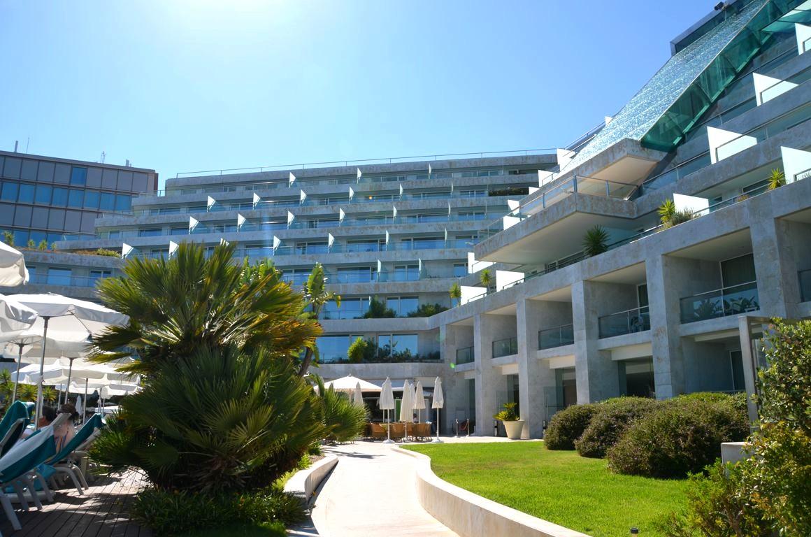 Hotel Au Portugal Bord De Mer