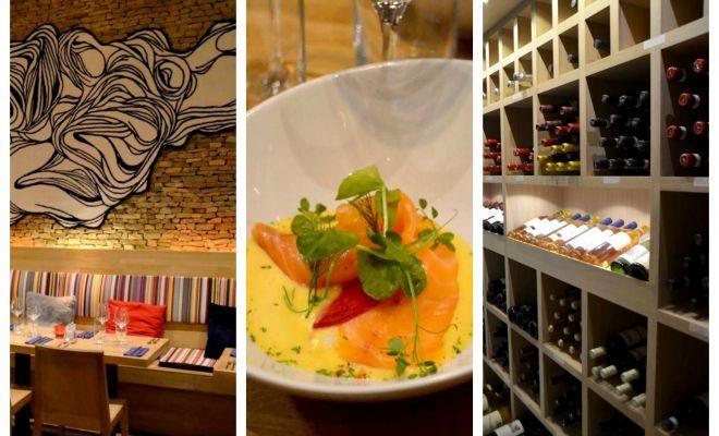 L 39 atelier du petrus cuisine bistronomique ixelles for Atelier de cuisine luxembourg