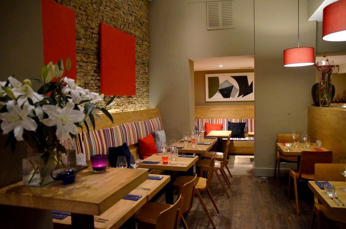 L 39 atelier du petrus cuisine bistronomique ixelles for Atelier de cuisine bruxelles