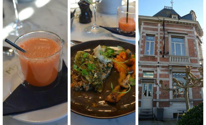 Le mess etterbeek une cuisine saine et de saison - Cuisine saine et simple ...