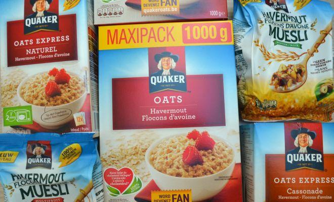 concours faites le plein de flocons d 39 avoine quaker oats. Black Bedroom Furniture Sets. Home Design Ideas