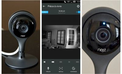 j 39 ai test nest cam la cam ra de surveillance connect e. Black Bedroom Furniture Sets. Home Design Ideas