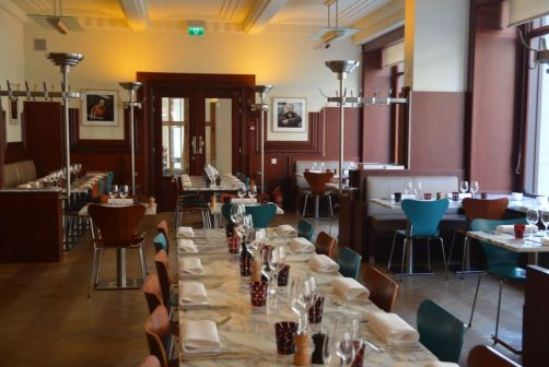 Art Deco 3 - la Bozar Brasserie