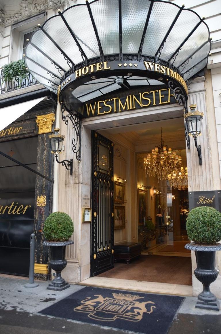 Une nuit à l\'Hôtel Westminster: le luxe à la parisienne