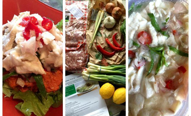 l'alimentation vive livrée à domicile avec les paniers yapluka - Cuisine Livree A Domicile