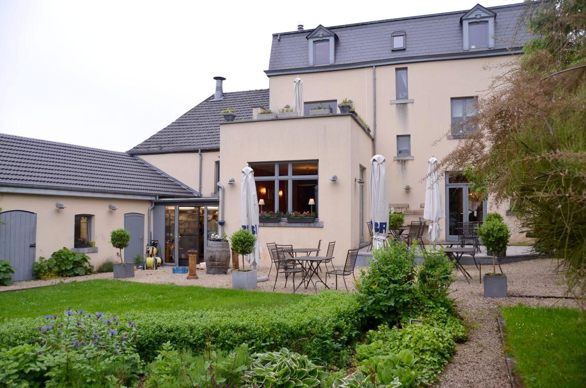 La gloriette restaurant gastronomique marche en famenne for Maison du luxembourg restaurant