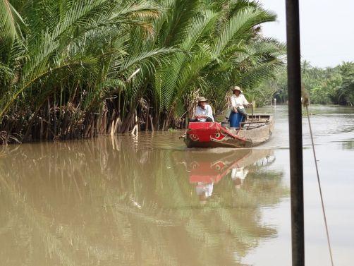 Le Delta du Mékong, un de mes meilleurs souvenirs au Vietnam