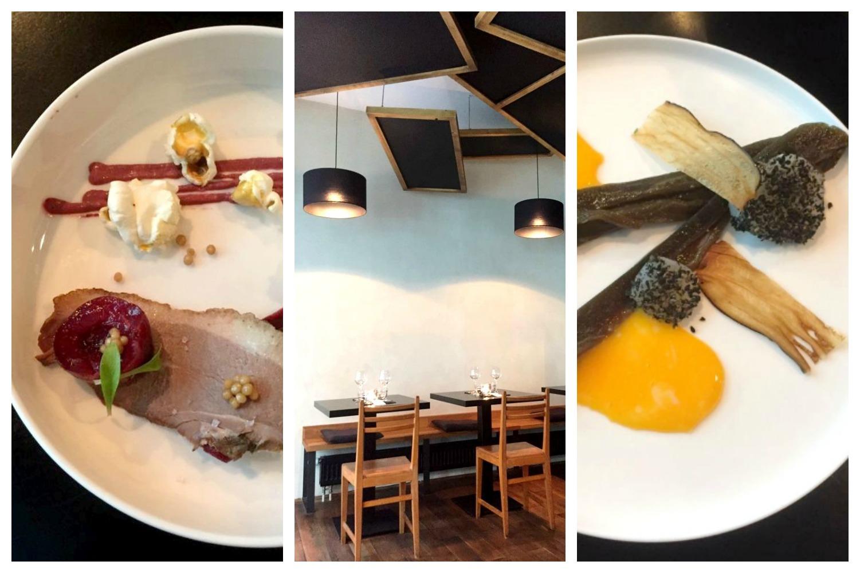 Gramm restaurant cuisine bistronomique fusion bruxelles - Cuisine bistronomique ...