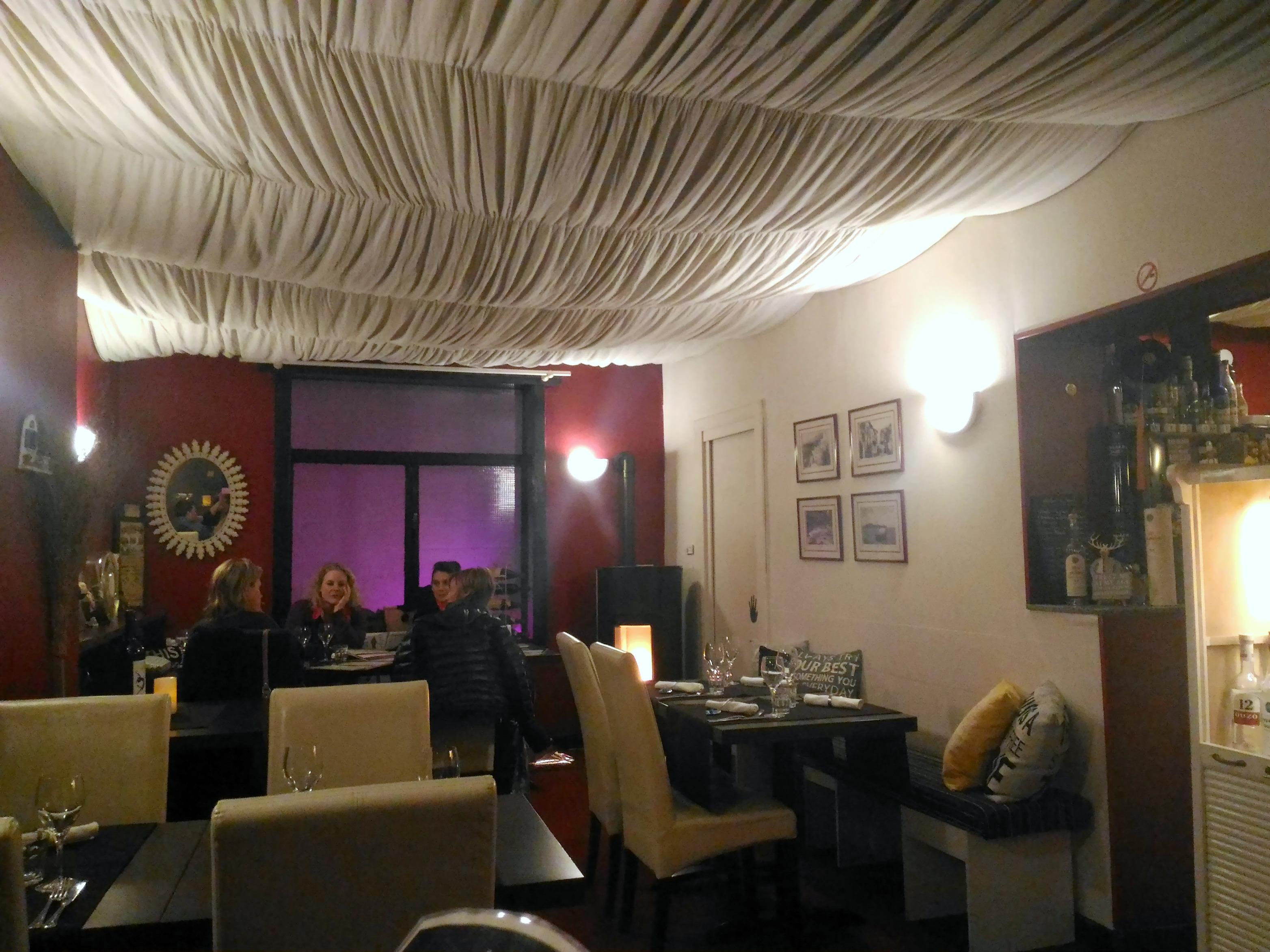 l 39 ambroisie nivelles le meilleur restaurant grec de. Black Bedroom Furniture Sets. Home Design Ideas