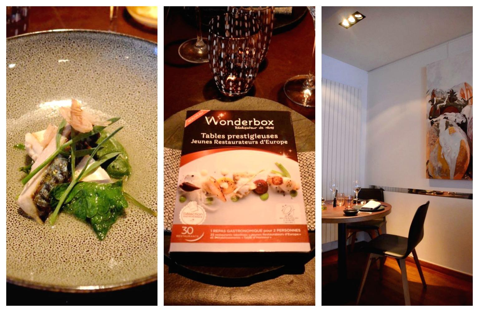 Wonderbox tables prestigieuses jeunes restaurateurs d 39 europe - Wonderbox table prestigieuse ...
