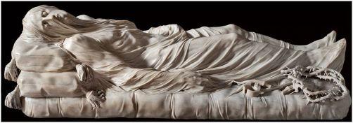Cristo velato (Giuseppe Sanmartino, 1753) Photo de Massimo Velo © Archivio Museo Cappella Sansevero