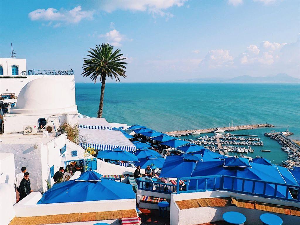 Voyage en Tunisie