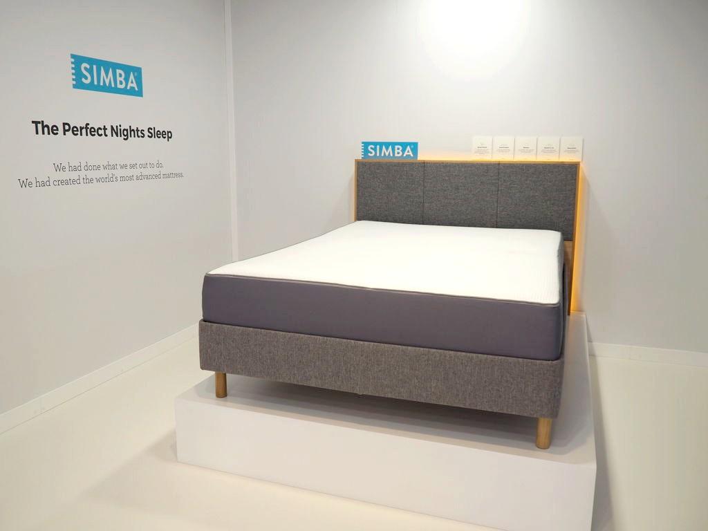 ibiza en mode relax avec simba sleep x blue marlin. Black Bedroom Furniture Sets. Home Design Ideas