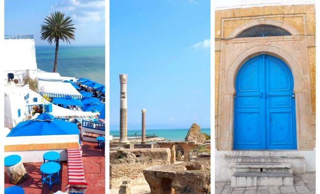 voyage tunisie juin
