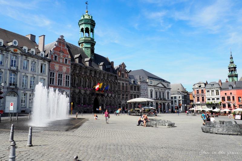 Capitale Europenne De La Culture En 2015 Mons Est Une Ville Dorigine Mdivale Ne Pas Rater Si Vous Visitez Belgique Francophone Et Chef Lieu