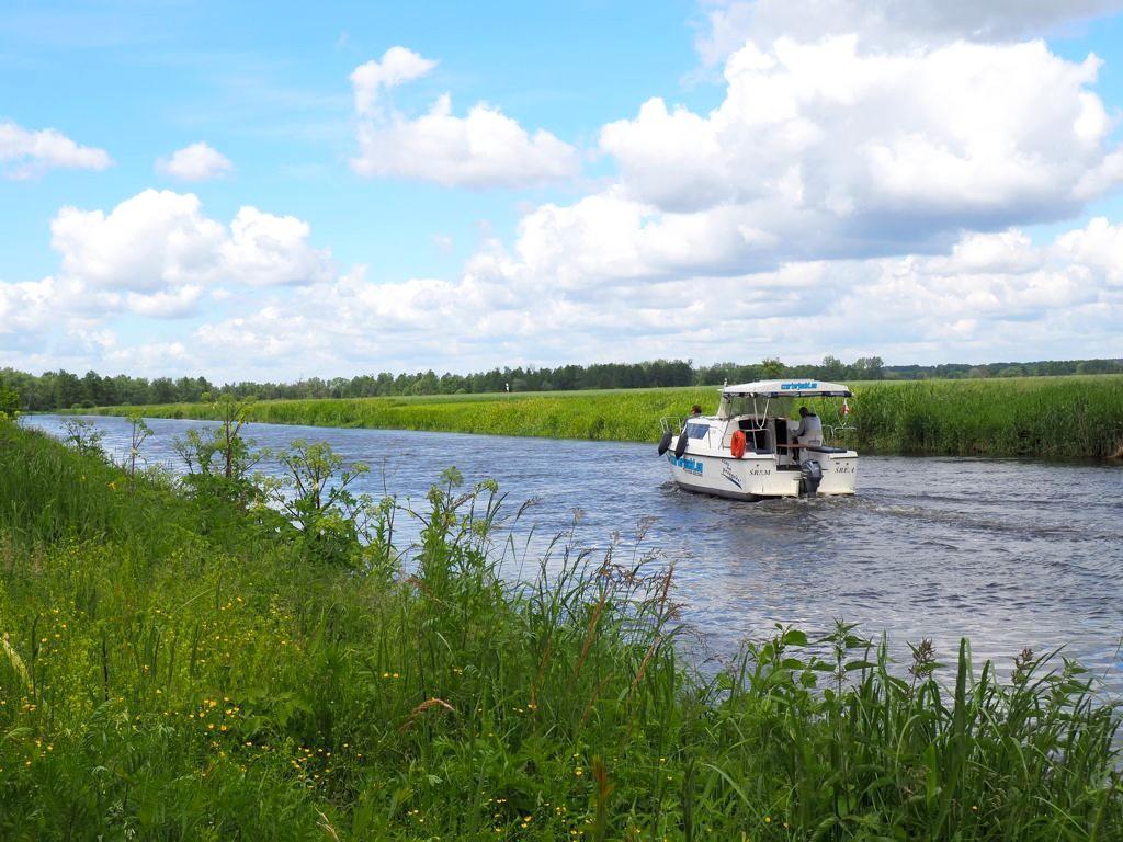 Tourisme fluvial en pologne la grande boucle de wielkopolska - Office de tourisme pologne ...