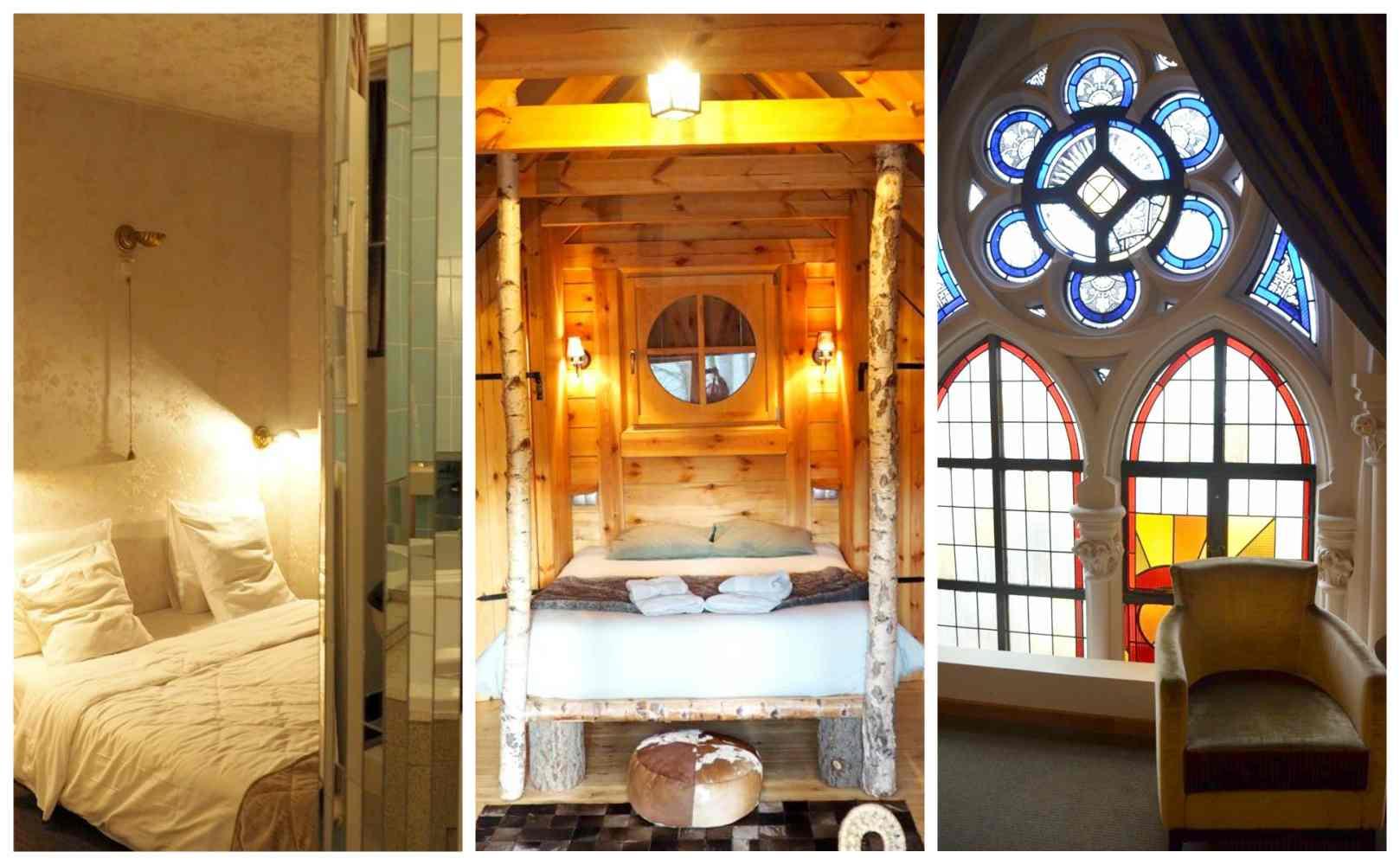 H tels romantiques en belgique mes bonnes adresses for Hotel design wallonie