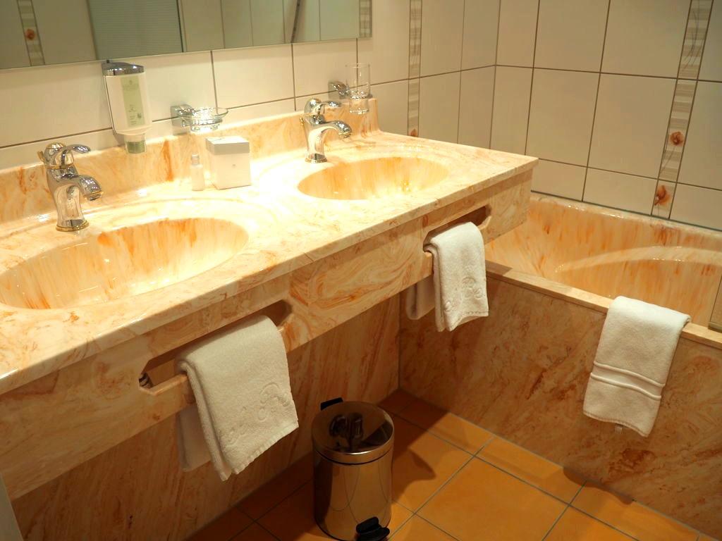 Bloc Ytong Pour Salle De Bain ~ une nuit au romantik hotel bel air sport wellness au luxembourg